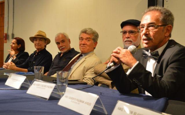 Arquitectura y Urbanismo rindió homenaje a sus gestores