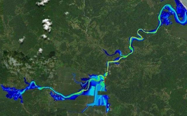 TEC finalizó estudio del Río La Estrella para determinar su reacción ante fenómenos naturales