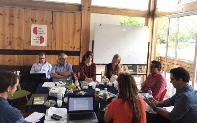 Red interamericana de incubadoras de empresas visitó el TEC