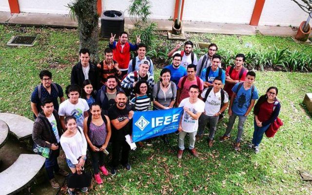 Rama Estudiantil de IEEE cuenta con nuevo Capítulo de Computer Society
