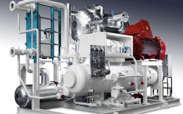 Imagen de planta de Refrigeración Industrial
