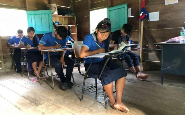 Estudiantes de Alto Guaymí, primeros en realizar examen de admisión del TEC en el 2018