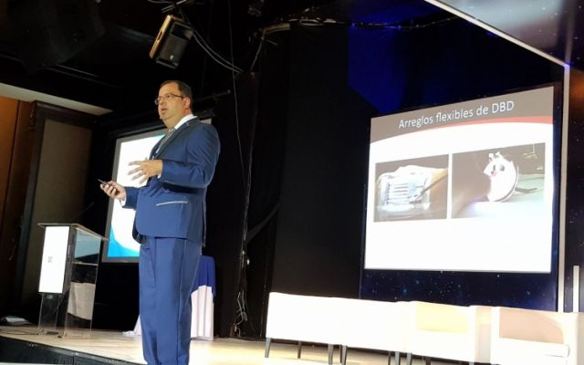 Conocimiento de Iván Vargas sobre plasma protagonizó importante evento tecnológico