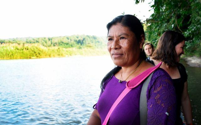 Se fortalecen organizaciones de mujeres en Talamanca (Video)