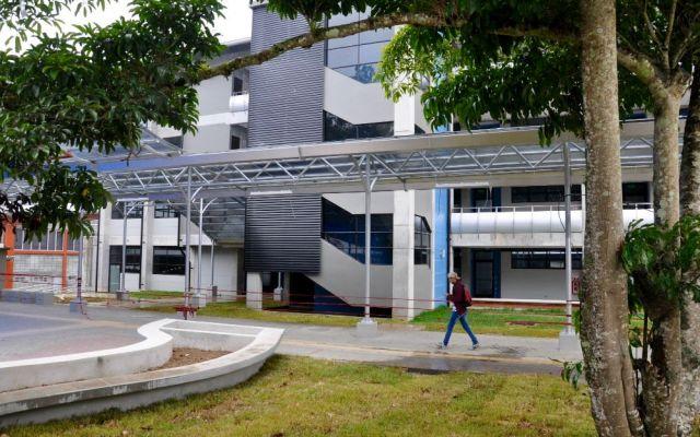edificio de aulas
