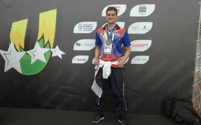 Estudiantes sumaron medallas para Costa Rica en los Juegos Panamericanos Universitarios