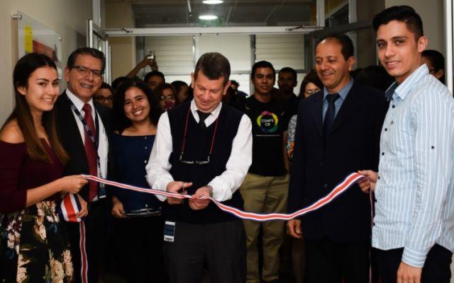 Escuela de Seguridad Laboral e Higiene Ambiental inauguró sus modernas instalaciones