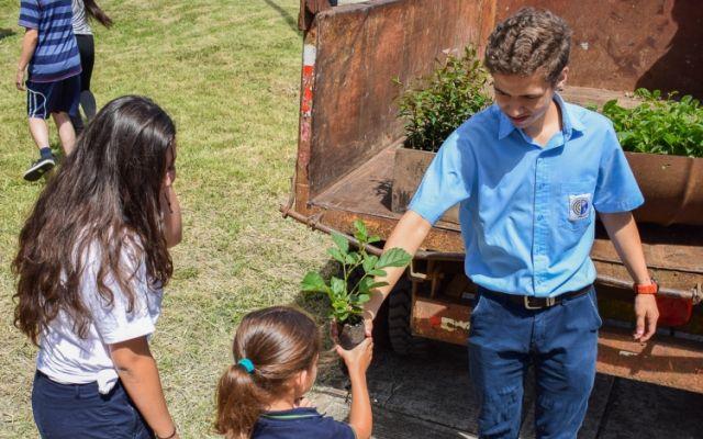 Semana del Ambiente se celebró con arte, reforestación, deporte y aprendizaje
