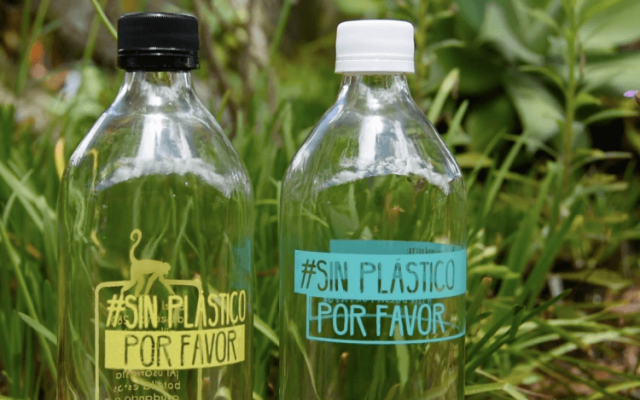 65 instituciones públicas y empresas se han declarado libres del plástico de un solo uso