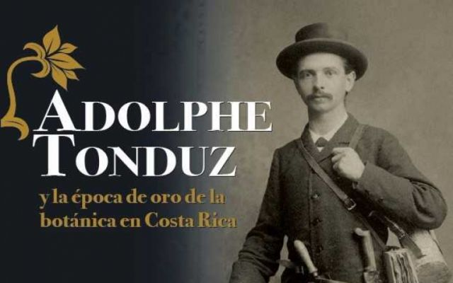 Nuevo libro cuenta la historia de un importante botánico que exploró Costa Rica