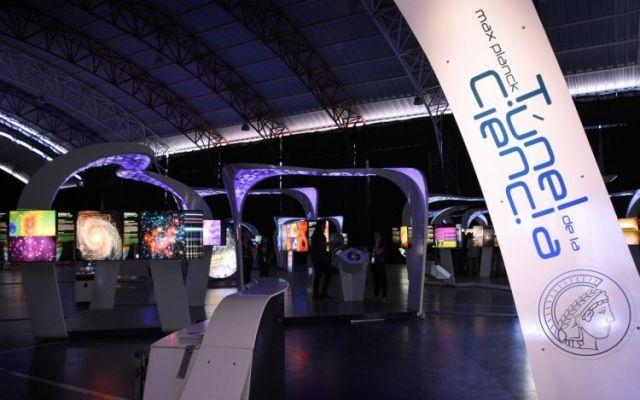 Túnel de la Ciencia: la oportunidad de oro para conocer investigaciones a nivel mundial