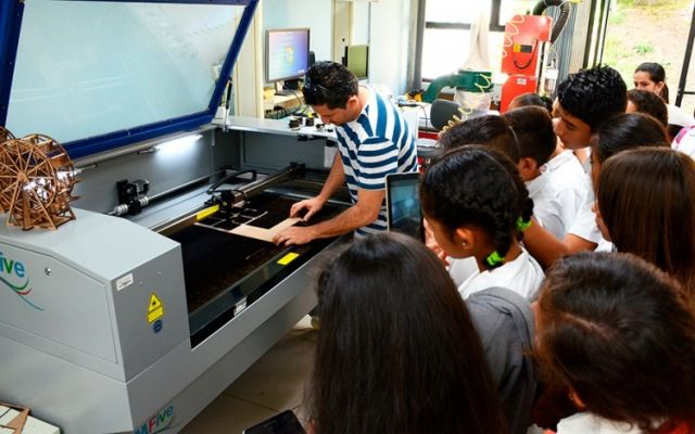 TEC es fuente de inspiración para que escolares continúen con sus estudios