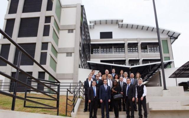 `El TEC es innovación y oportunidad, es una universidad moderna que está a la vanguardia`: destacan funcionarios del Banco Mundial