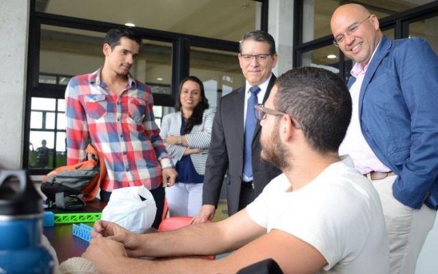 """""""Estoy impactado con el crecimiento que ha tenido el TEC"""": Edgardo Araya"""