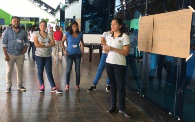 Mujeres estudiantes de la Región Huetar Norte se acercan a la ciencia y tecnología