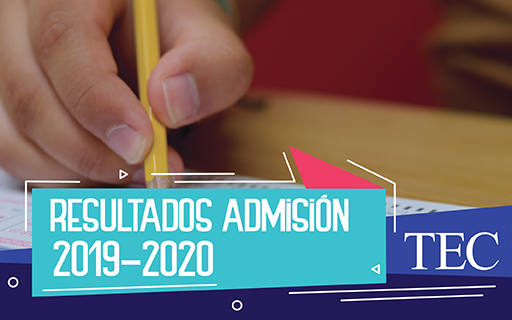 Admission Results 2019-2020