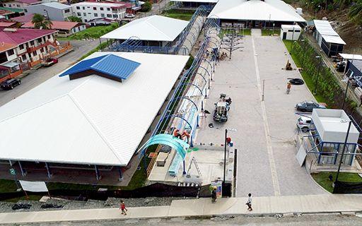 Instalaciones del Centro Académico del TEC en Limón.
