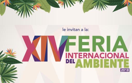 El la décimo cuarta edición de la Feria del Ambiente.
