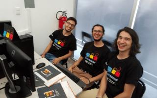 Jóvenes probaron sus destrezas en programación en el TEC de Alajuela