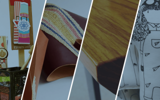 Emprendedores que diseñan productos con sello tico