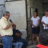 Ministro de Agricultura y Ganadería de Costa Rica, Luis Felipe Arauz.