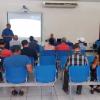 Charla impartida a productores de Dos Pinos sobre los resultados obtenidos de la implementación de tecnologías solares en el ITCR-SSC. 28 de junio de 2016.