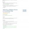 Materiales Accesibles. Martes 6 de Noviembre. Lugar: Laboratorio Tierra Media, Aula B310 de 11:40 am a 12:40 pm. Objetivo: Dar a conocer pautas básicas de accesibilidad en la elaboración de materiales digitales accesibles y publicación de información accesible en redes sociales y otros medios. Requisitos: - Computadora personal             - Última versión del lector de pantalla Nonvisual Desktop Access (NVDA) que se puede obtener de la página de https://www.nvaccess.org/             - Audífonos  Lectores d
