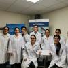 Estudiantes del del curso Análisis de fallas en Materiales de Dispositivos Médicos