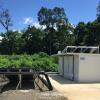 Sistema solar activo hibrido forzado instalado en el Campus Tecnológico Local San Carlos del ITCR
